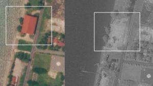 Cambodia Demolishes US-built Naval Facility