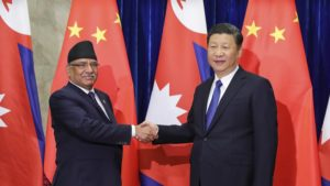 China's Mission to Nepal Gains Traction