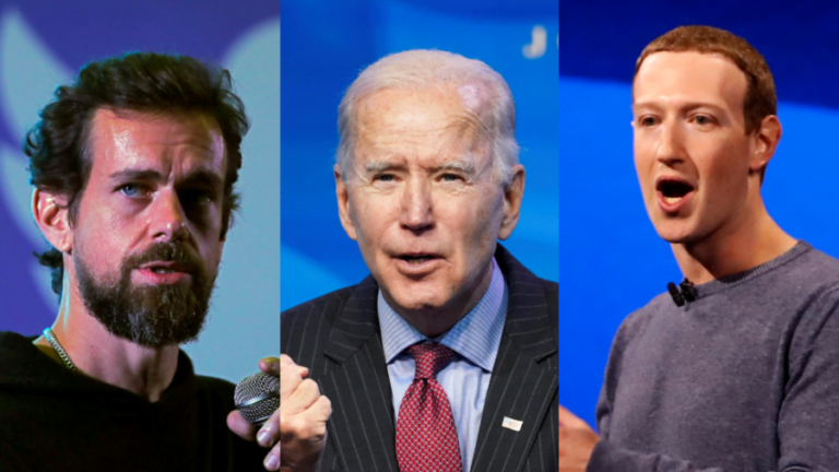 The Democrat-Big Tech Censorship Alliance Just Ran a Masterclass in Media Control for Dictators Around the World