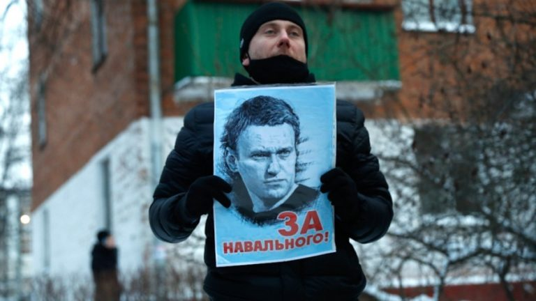 Alexei Navalny & Russia Baiting: Biden Brings Back Business as Usual