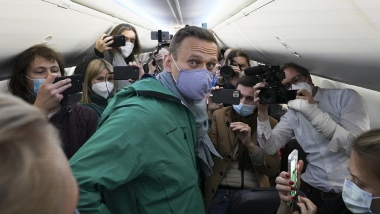 Why'd Navalny Return to the Same Country That He Claimed Tried to Kill Him?