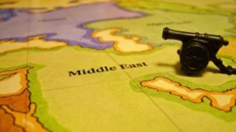 "Middle East: Again on the Brink. Israel and ""Intra-Imperialist"" Games"