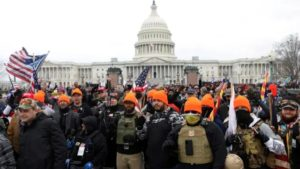 Political importance of the Capitol invasion may be greater than 9/11
