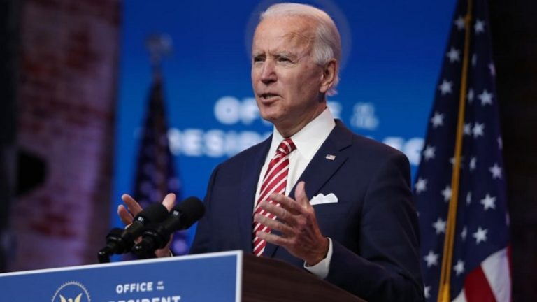 A Mistake to Expect Real Change From the Incoming Biden Administration