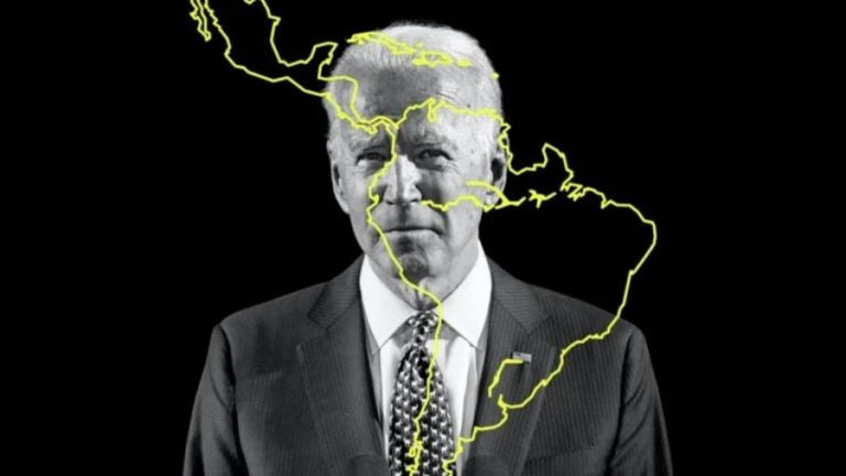 Biden and the Democrats will Sow Chaos in Latin America
