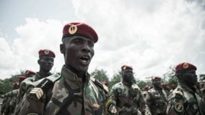 Conflict in Central Africa