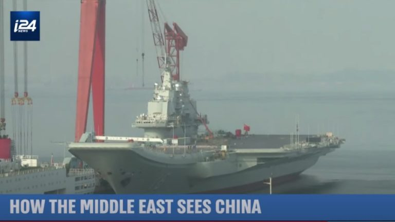 Looming Large: The Middle East Braces for Fallout of US–China Divide
