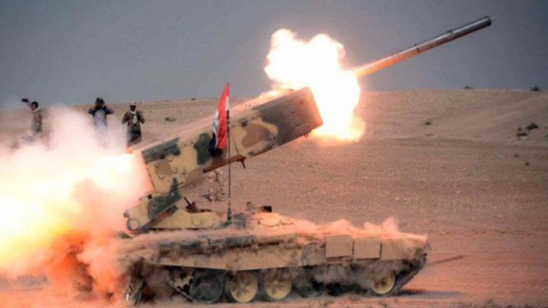 Iraq is Rearming