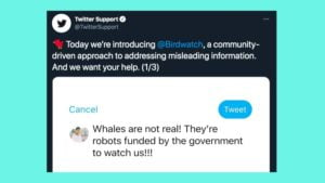 Twitter Rolls Out New Wikipedia-Like Program to Narrative Manage Tweets