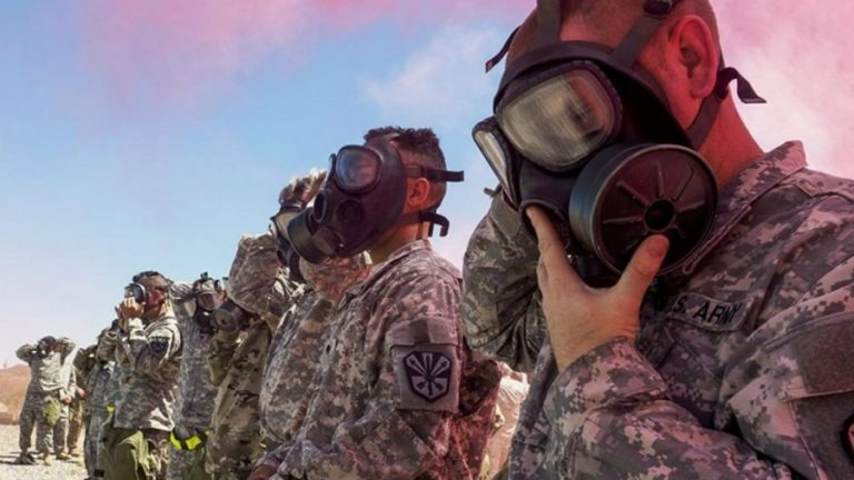 Growing Protests Over Threat of US Bio Weapons