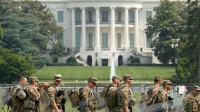 Pentagon's Sinister Role in Trump's Coup Bid