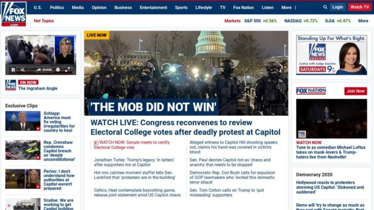 The Mob Did Not Win!