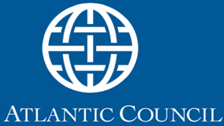 The Atlantic Council's Anti-Chinese Containment Strategy Will Fail