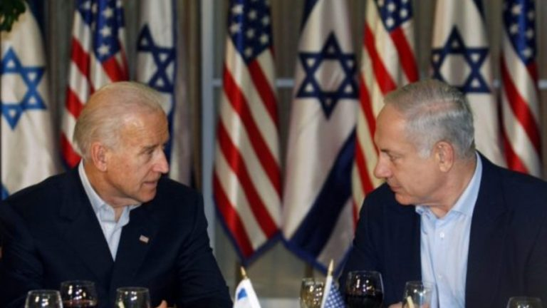 Israel Cracks the Whip: Netanyahu Tells Biden How to Deal with Iran