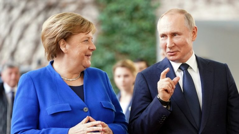 Russia Holds the Key to German Sovereignty