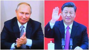 Xi and Putin Make the Case for Win-Win vs. Zero-Sum