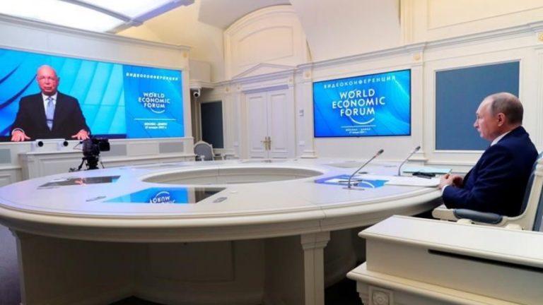 President Putin's Davos Speech Defined The World War C Era