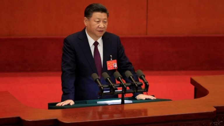 China – Peacefully Forward into the Great Change
