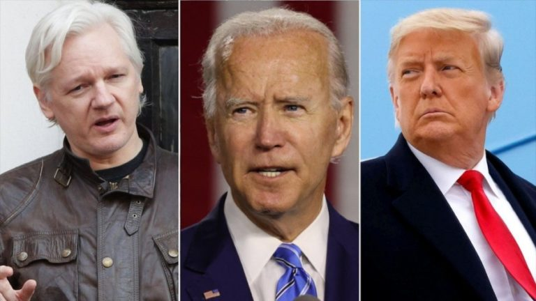 Biden Continues Trump's War On The Press
