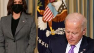 In First Week As President, Joe Biden Tosses Women, Unions and the American People Under the Globalist Bus