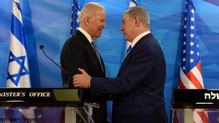 As Biden Sweeps Away Trump's Damaging Policies, Israel Still Gets a Free Pass