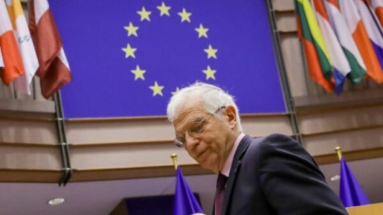 European Union 'Over a Borrell'. Who Is Humiliating Who?