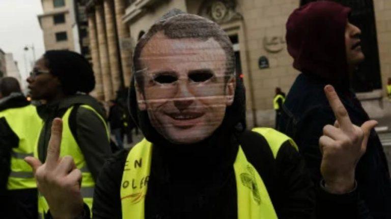 Macron's Anti-Islamic Crusade Fails