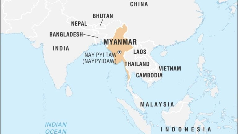 The WHO Must Condemn the Doctors' Protest in Myanmar or Lose Credibility on COVID-19