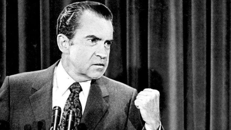 The Empire Attacks BDS for the Same Reason Nixon Started the Drug War
