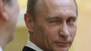Why Russia Is Driving the West Crazy