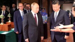 Xi and Putin Stand Up for Humanity at Davos: Closed vs Open System Ideologies Clash Again
