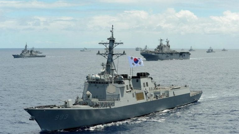 Why Does South Korea Need an Aircraft Carrier?