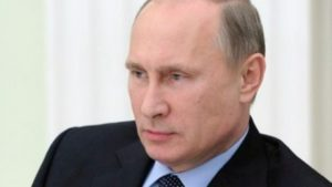 "Great Reset? Putin Says, ""Not So Fast"""