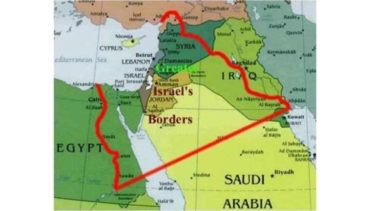 """Middle East and """"Greater Israel"""": There Will be War"""