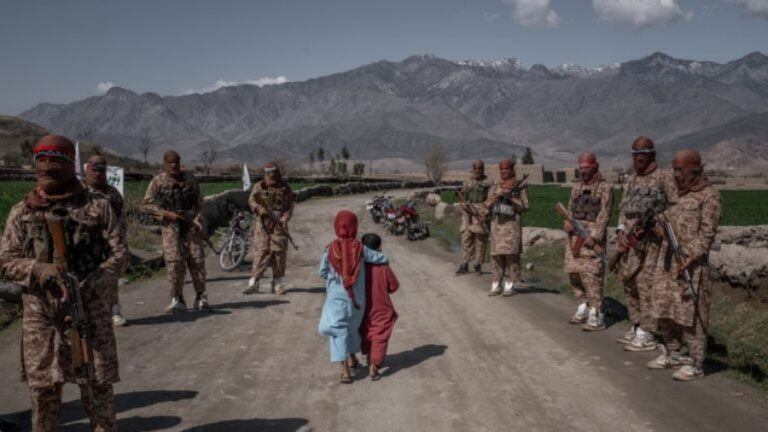 Pakistan, China, India and the Afghan Chessboard