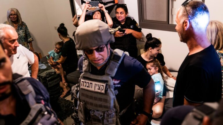 """""""The Hamas"""" are Coming: A View of the Violence from Inside Israel"""