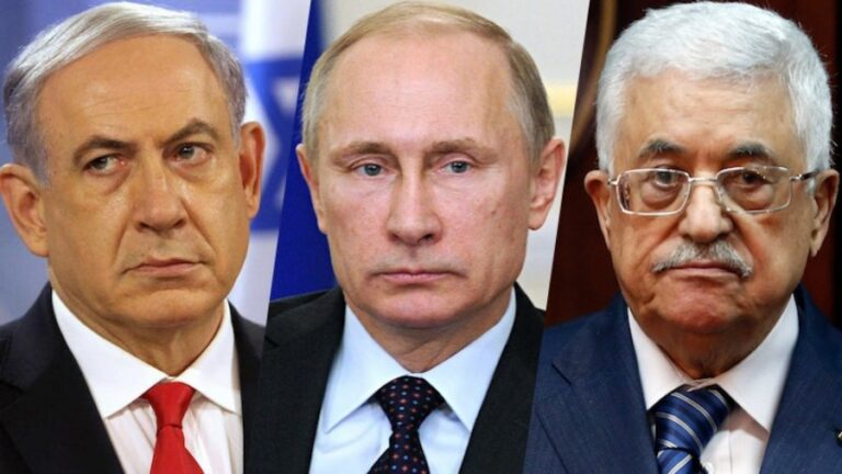 Interpreting Russia's Approach to the Israeli-Palestinian Conflict