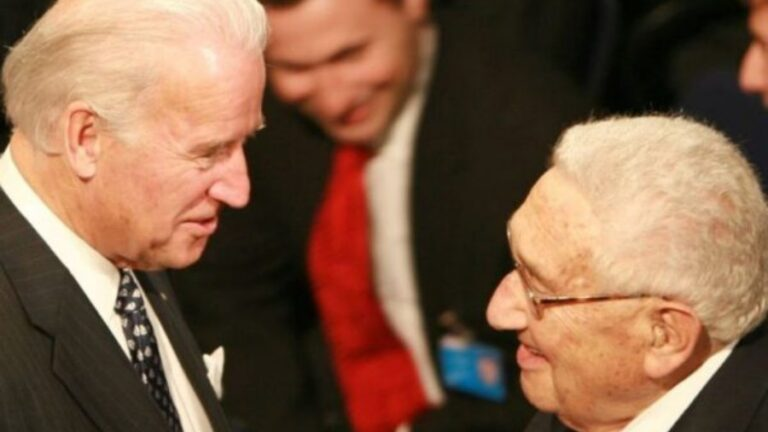 Multipolarity: Has Kissinger 'Switched Sides' Nearing His Final Days?