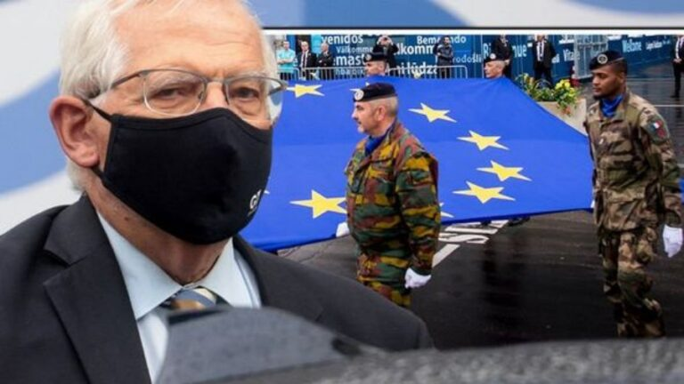 """""""Old Europe"""" Does Not Trust """"New Europe"""" Involvement in European Rapid Reaction Force"""