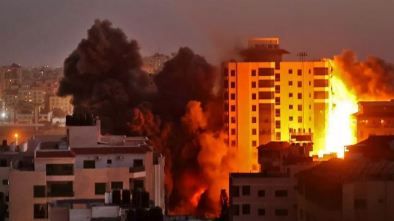 Israel's Aggressive Actions Are Indefensible