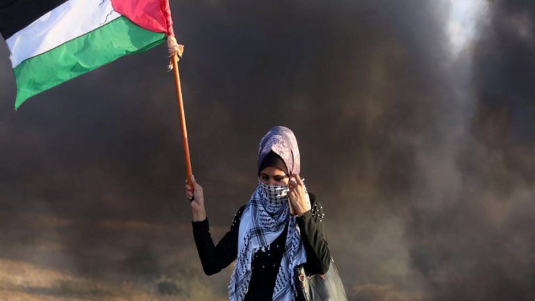 Why the Third Palestinian Intifada Had to Happen