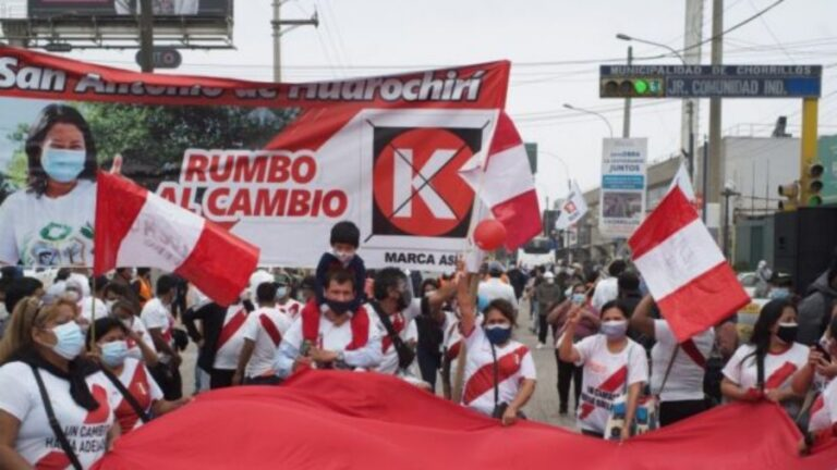 Peru General Election Campaign: Tight Race Between Left and Right