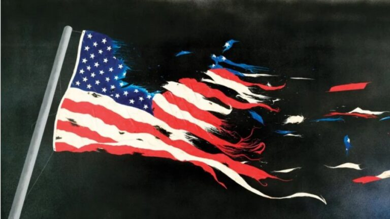 The Disintegrated States of America
