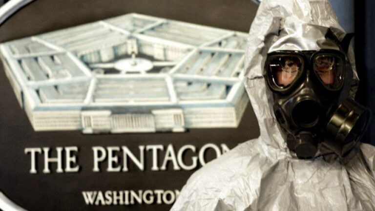 Russia Is Seriously Concerned About US Biolabs in Former Soviet States