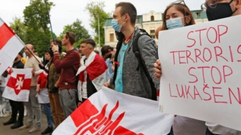 Western Outrage Over Belarus Force Landing Plane… How Dare You Copy Us!