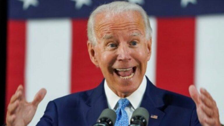 Joe Biden Reinvents Racism