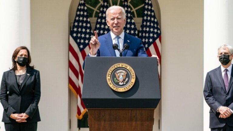 Biden vs. Biden on 'Is America a Racist Country?'