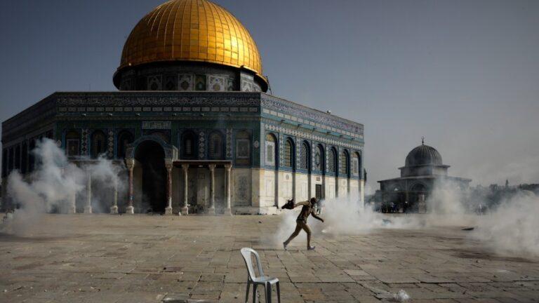 Israel's Pogroms in Jerusalem Could Spark the Destruction of al-Aqsa