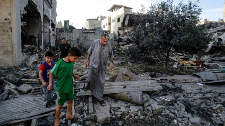 The Suffering of the Palestinians Continues and the World Simply Watches