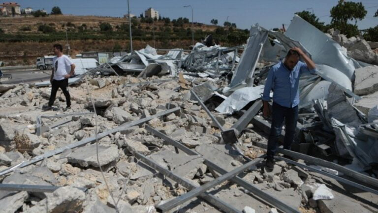 Scathing Human Rights Watch Report Says Israel Guilty of Apartheid